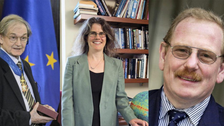 Nobel Prize in Physics for three scientists for astronomical discovery