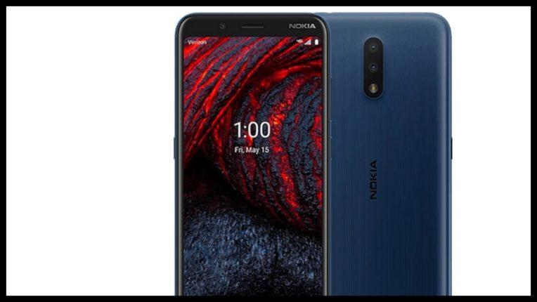 दो दिन की बैटरी लाइफ के साथ लॉन्च हुआ Nokia 2 V Tella स्मार्टफोन