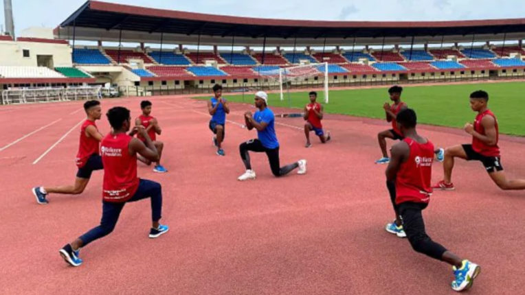 The progress of athletes at the High Performance Center of Odisha will be assessed by performance-graded races