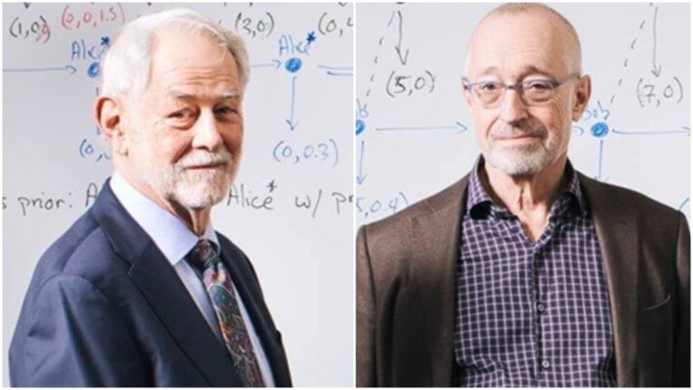 Milgrom and Wilson of America receive the Nobel Prize for Economics