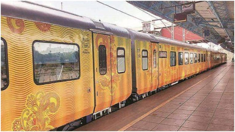 Private Tejas trains will start from October 17