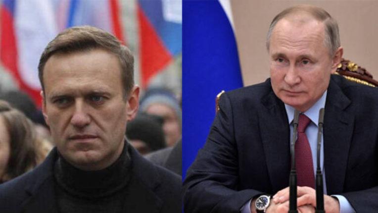 Putin's hand behind poisoning me: Alexei Navalny