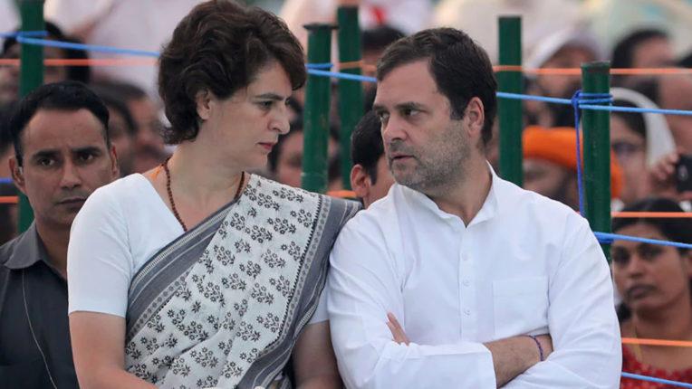 राहुल-प्रियंका की सक्रियता के बाद भी यूपी में कांग्रेस ने खोई सीट