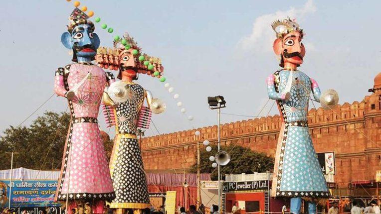 महाराष्ट्र के इस गांव में होती है रावण की पूजा, नहीं जलाते हैं पुतला