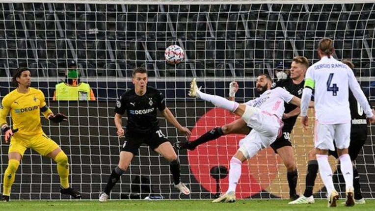 Real Madrid play draw, Manchester City's big win