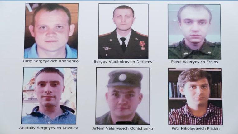 रूस के सैन्य अधिकारियों पर हैकिंग अभियान में शामिल होने का आरोप