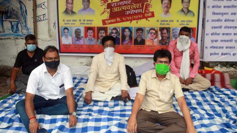 ST Workers Strike