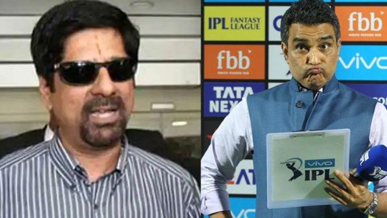 'Sanjay Manjrekar Can't Think Beyond Bombay' Krishnamachari Srikkanth Slams Manjrekar