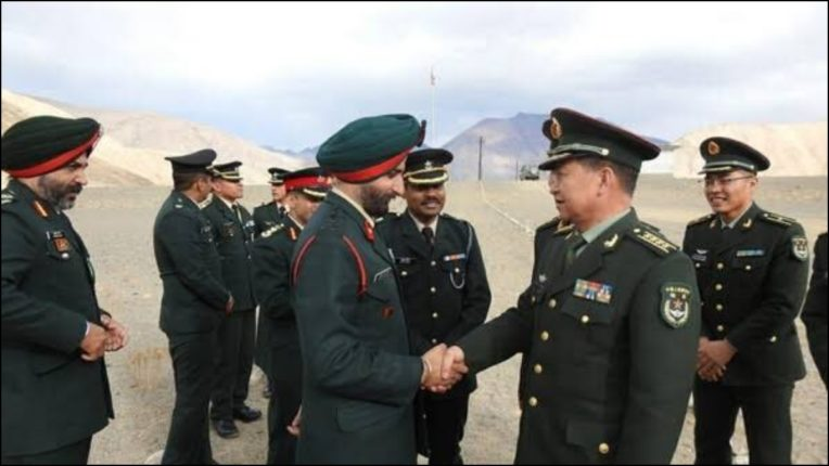 Seventh round of core commander-level talks between India and China at 12 noon today