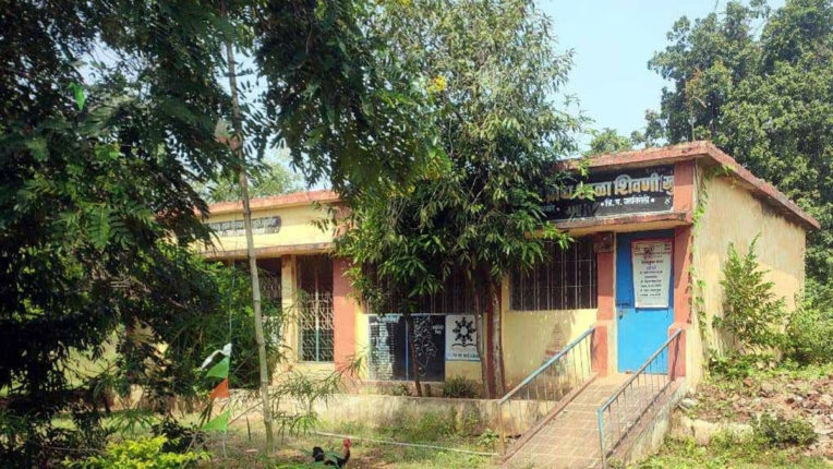 Shivani Khoo Lack of basic facilities in school