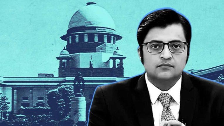 Supreme Court and Arnab Goswami