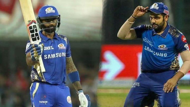 Suryakumar Yadav and Rohit Sharma