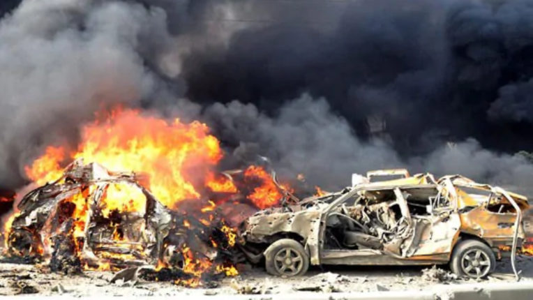 Bombing in Syrian city, 14 killed