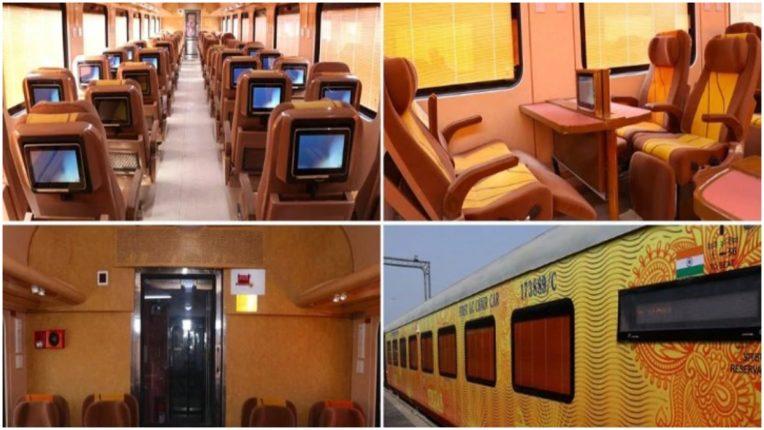 Tejas Express Mumbai to Ahmedabad starts tomorrow, social distancing will be given full attention.