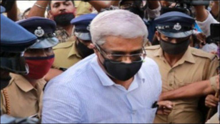 The court told the ED - Do not arrest Shivshankar till 23 October