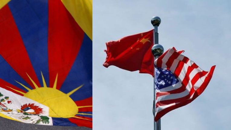 China expressed opposition to the appointment of special coordinator for Tibet