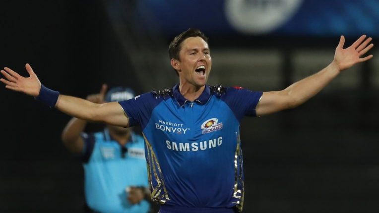 """Boult revealed the secret of the best performance in IPL, he said - """"Pitches being slow and dry are helping"""""""