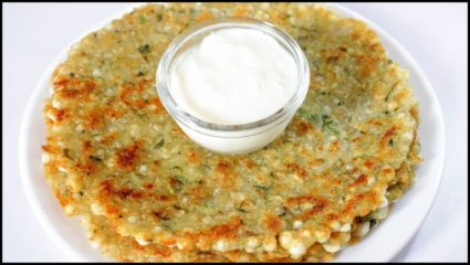 Try something new in the fast, make sago bread parathas at home