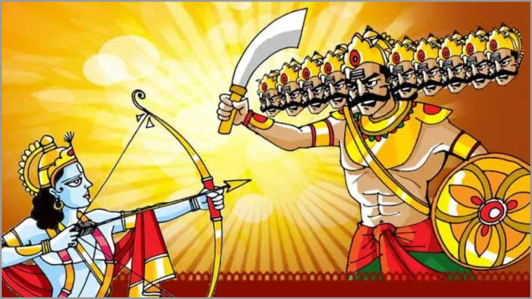 Why Dussehra is celebrated, know the auspicious time of worship