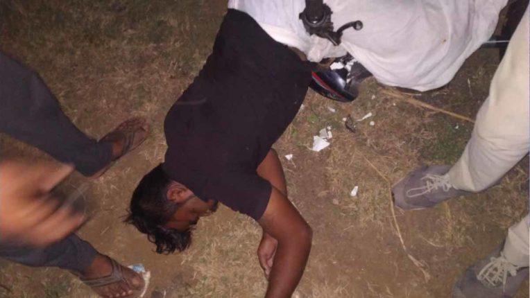 दुर्घटना में युवक की मौत