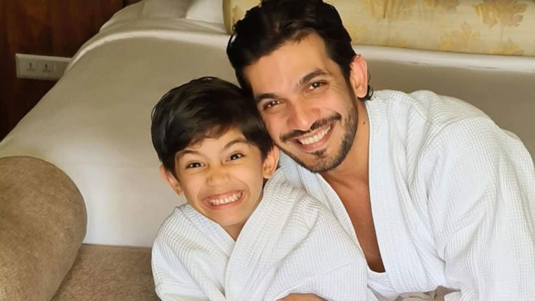 after-wife-neha-arjun-bijlanis-son-also-tests-positive-for-covid-19