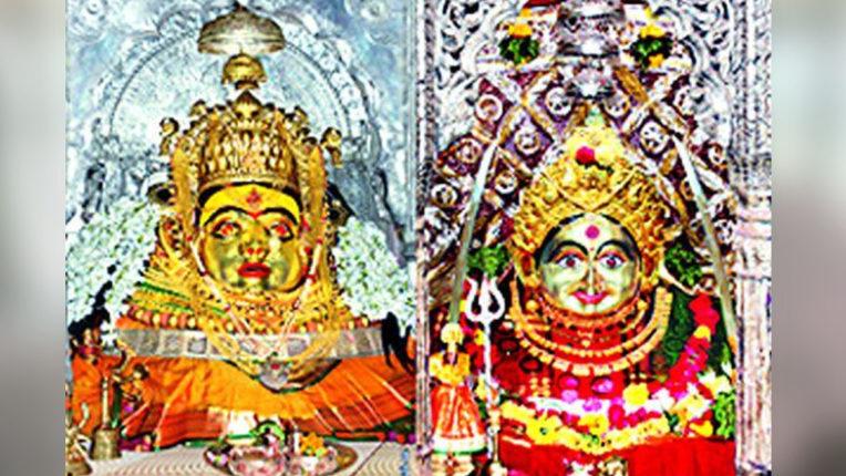दशहरा: सोना लेन-देन को लेकर असमंजस, अंबा-एकवीरा देवी कार से करेगी सीमोलंघन