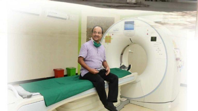 IGM अस्पताल में पुनः सिटी स्कैन सुविधा हुई शुरू