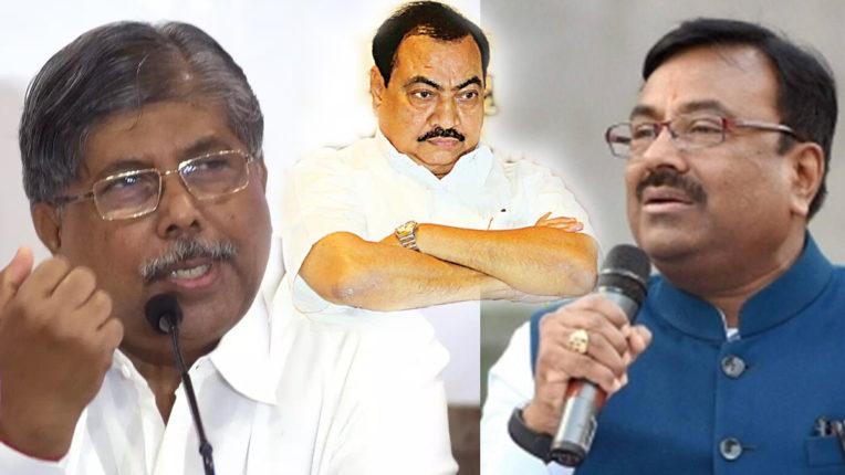 पार्टी छोड़ने का खडसे का फैसला चौंकाने वाला लेकिन कटु सत्य, बीजेपी नेताओं ने दी प्रतिकिया