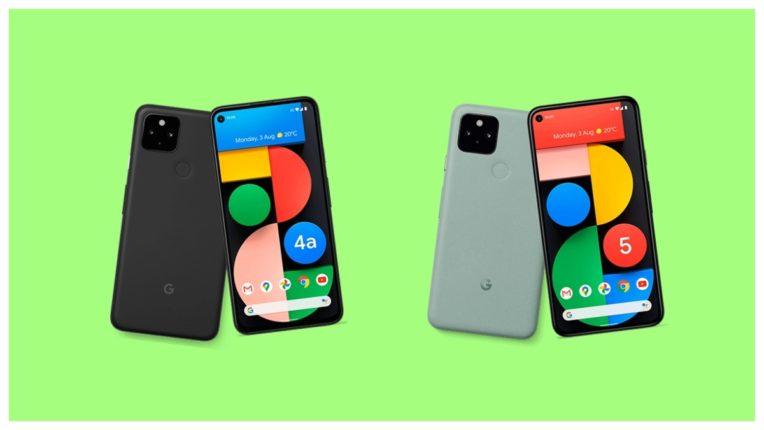Google Pixel 5 और Google Pixel 4a 5G हुए लॉन्च, जानें इनके शानदार फीचर्स और कीमत