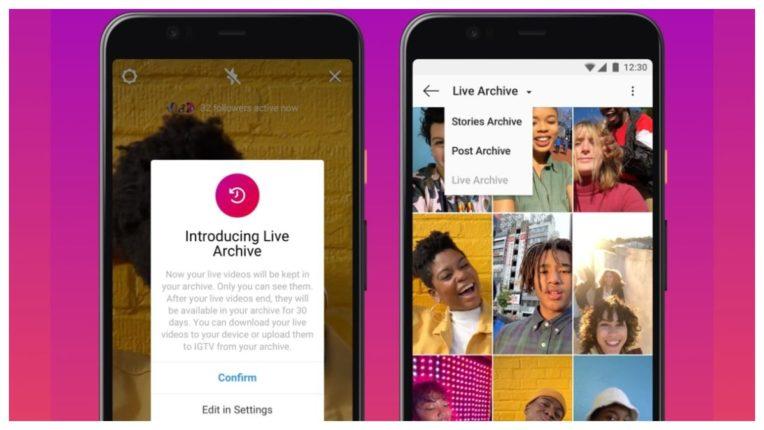 Instagram ने लाए तीन नए शानदार फीचर्स, अब यूज़र्स लाइव में बिता सकते हैं 4 घंटे