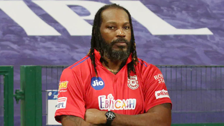 Gayle recovers from stomach pain, may take the field against RCB
