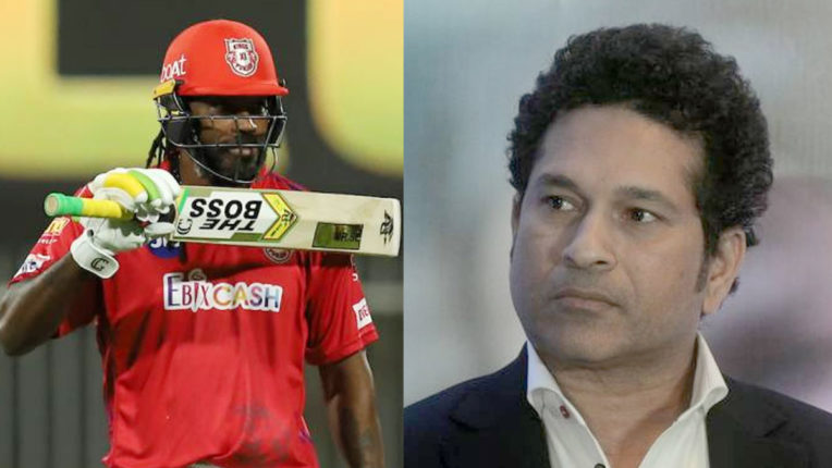 ipl-2020-sachin-tendulkar-lashes-out-at-kxip-for-not-including-gayle-so-far-after-the-universe-boss-scores-a-massive-half-century