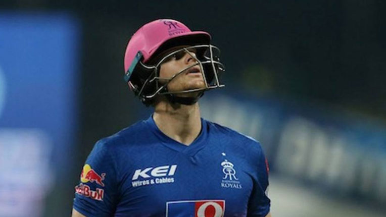 ipl-2020-steve-smith-fined-rs-12-lakh-for-slow-over-rate-against-mumbai-indians