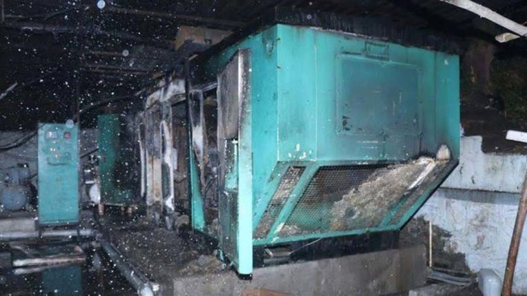 मलुंड के अस्पताल में आग, 2 कोरोना मरीजों ने तोड़ा दम