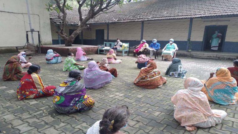 कुष्ठरोगियों का 'आधार' बना जंबो अस्पताल