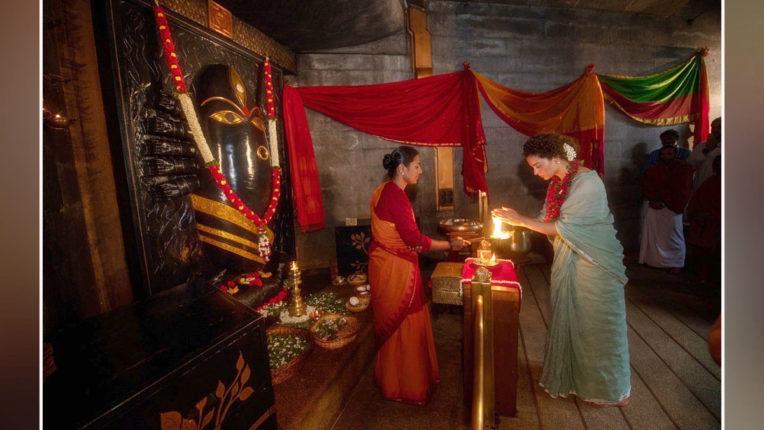 kangana-ranaut-wishes-navratri-says-shakti-is-everything