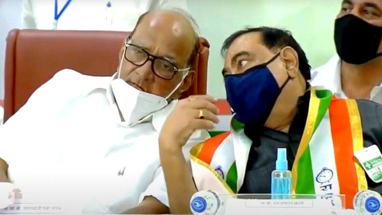 उत्तर महाराष्ट्र में राजनीतिक समीकरण बदला
