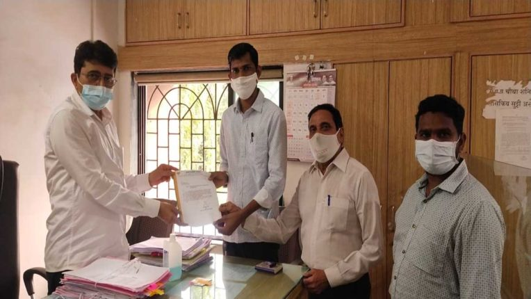 महाराष्ट्र में किसान बिल को लागू करने की मांग