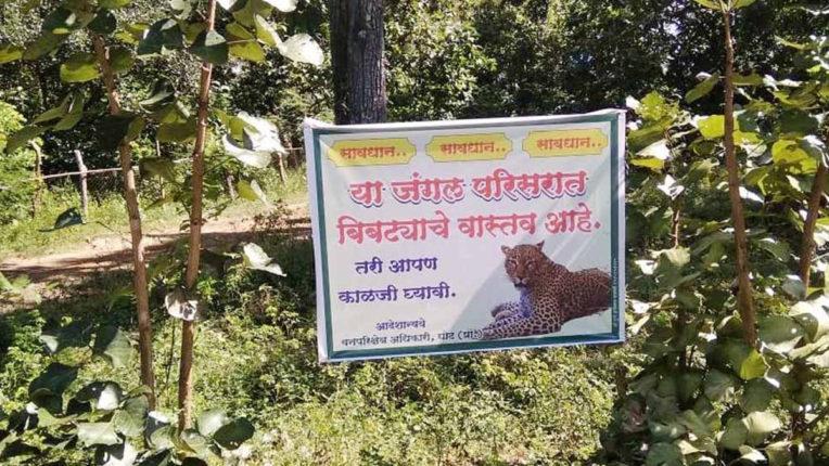 नरेंद्रपुर में तेंदुए की दहशत