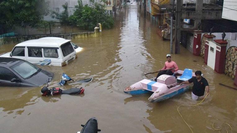 महाराष्ट्र में बाढ़ से फसलों को हुआ बड़ा नुकसान; अब तक 48 लोगों की मौत