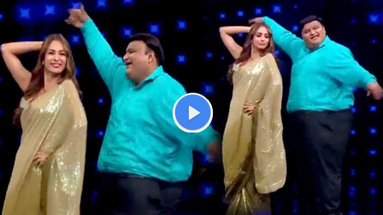 malaika-arora-dance-with-doctor-hathi-and-taarak-mehta-on-anarkali-disco-chali-video