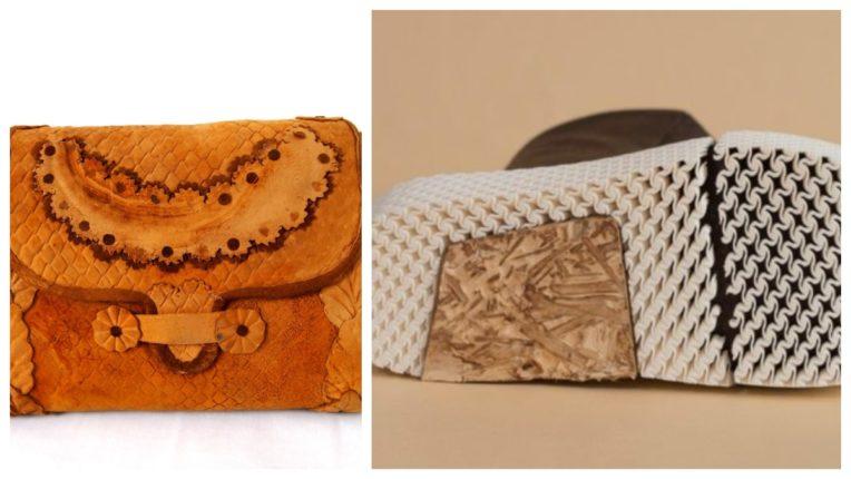 चमड़े के अलावा अब मशरूम से भी बनाएं जा सकते हैं जूते और फैशनेबुल बैग