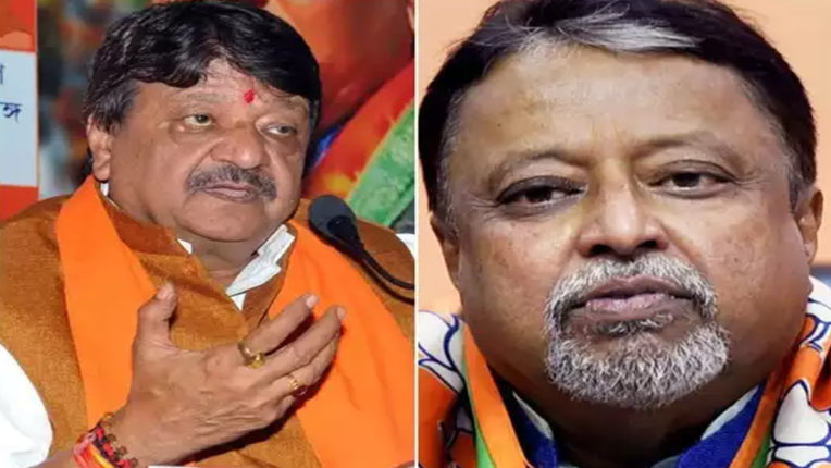 पश्चिम बंगाल : भाजपा नेता कैलाश विजयवर्गीय, मुकुल राय के खिलाफ दंगा करने का मामला दर्ज