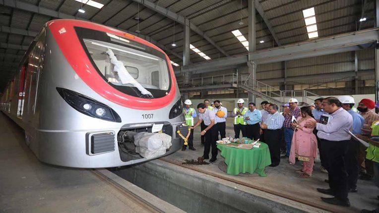 ऐसी होगी नवी मुंबई मेट्रो रेलवे