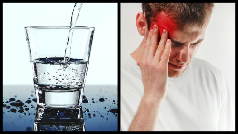 रोज़ाना 8 गिलास पानी पीने के हैं कई फायदे, माइग्रेन के दर्द से मिलता है छुटकारा