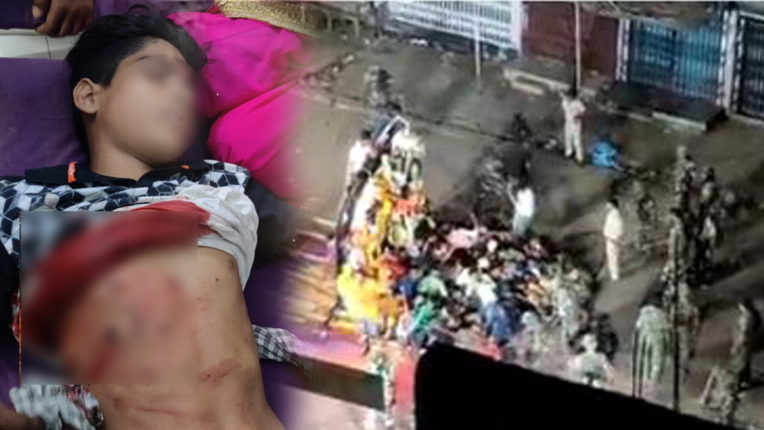 मुंगेर पुलिस की बर्बरता: चली गोली, एक व्यक्ति की मौत