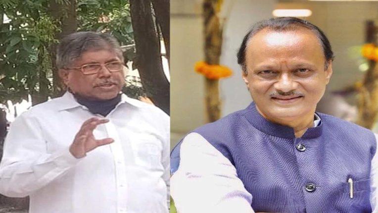 भाजपा प्रदेशाध्यक्ष चंद्रकांत पाटिल के फिर बिगड़े बोल