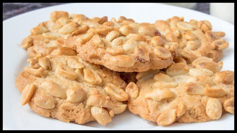 बच्चों को खिलाएं टेस्टी मूंगफली कुकीज़