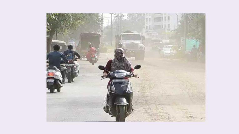 लॉकडाउन खत्म होने से बढ़ रहा प्रदूषण