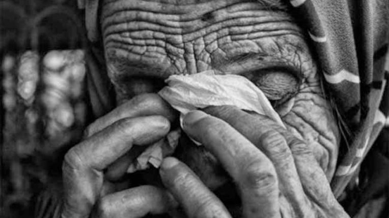 90 वर्ष की वृद्धा पर दुष्कर्म